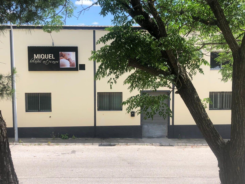 fabrica de Helados Miquel