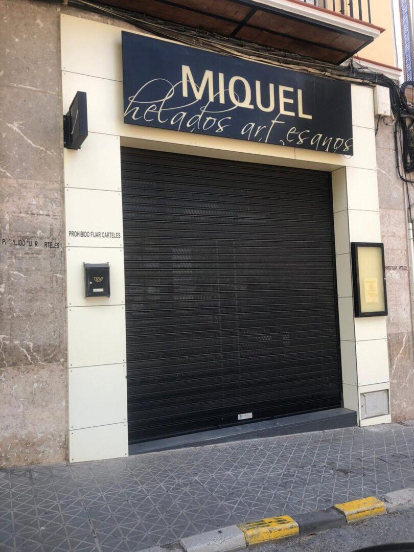 Helados Miquel Plaza Mairena del Alcor